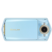 New Casio Exilim EX-TR80 12MP Digital Camera Light Blue (FREE DELIVERY + 1 YEAR WARRANTY)
